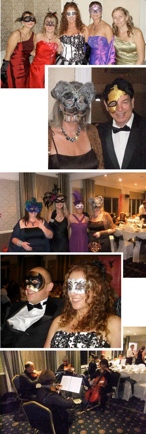 Halloween Masked Ball